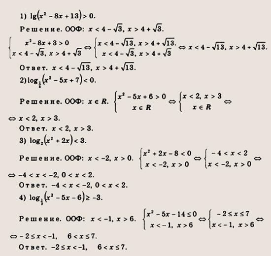 Решебник Математика 11 Класс Ч